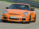 Pictures of Porsche 911 GT3 RS (997) 2007–09