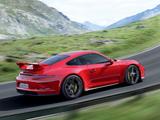 Pictures of Porsche 911 GT3 (991) 2013