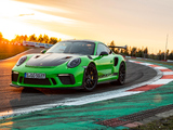 Pictures of Porsche 911 GT3 RS Weissach Package Worldwide (991) 2018