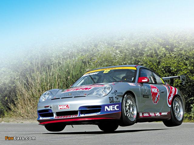Pictures of Porsche 911 GT3 Cup (996) (640 x 480)
