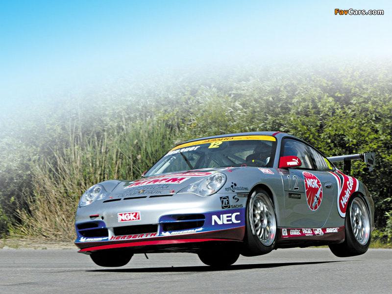 Pictures of Porsche 911 GT3 Cup (996) (800 x 600)