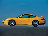 Porsche 911 GT3 (996) 1999–2001 wallpapers