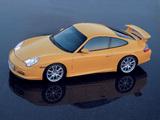 Porsche 911 GT3 (996) 2003–05 pictures