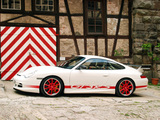 Porsche 911 GT3 RS (996) 2003–05 wallpapers