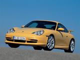 Porsche 911 GT3 (996) 2003–05 wallpapers