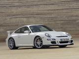 Porsche 911 GT3 (997) 2006–09 images