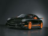 Porsche 911 GT3 RS (997) 2007–09 photos
