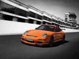 Porsche 911 GT3 RS (997) 2007–09 pictures