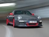 Porsche 911 GT3 RS (997) 2009 photos