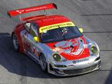 Porsche 911 GT3 RSR (997) 2009–10 photos