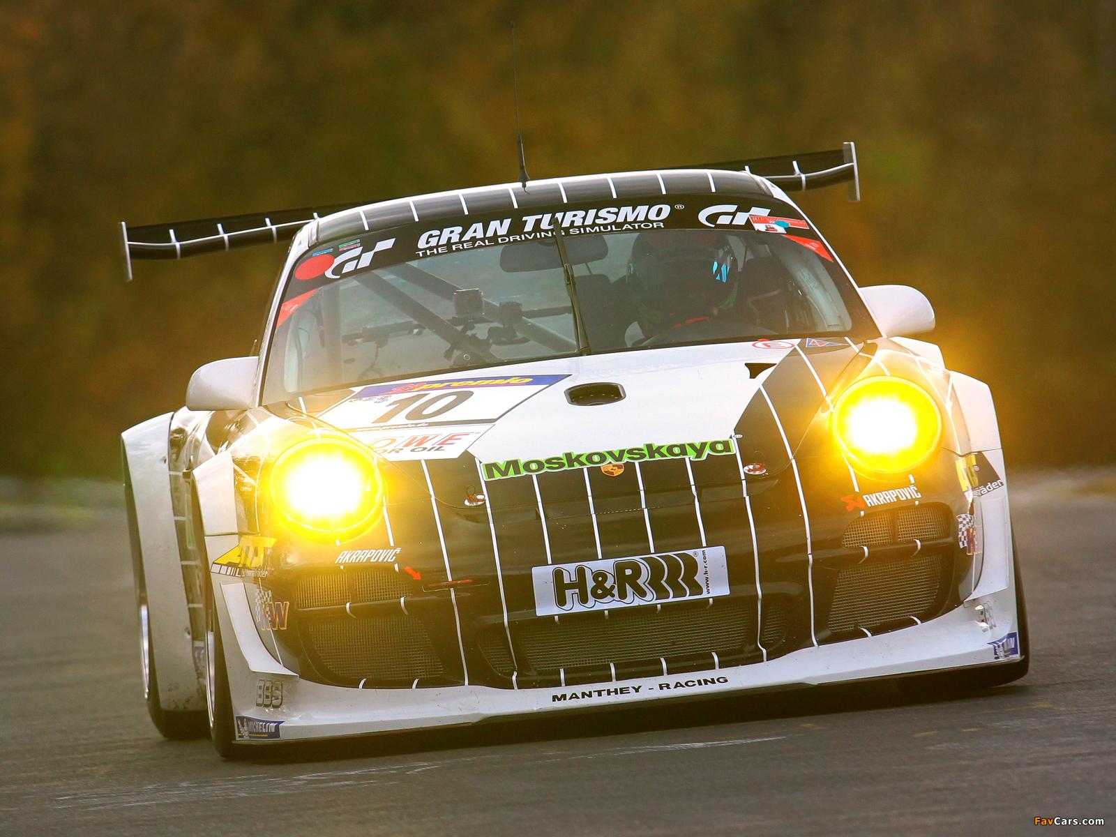 Porsche 911 GT3 R (997) 2009–12 photos (1600 x 1200)