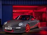 Porsche 911 GT3 RS UK-spec (997) 2009 wallpapers
