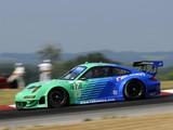 Porsche 911 GT3 RSR (997) 2011 wallpapers