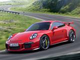 Porsche 911 GT3 (991) 2013 pictures