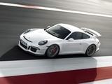 Porsche 911 GT3 (991) 2013 wallpapers