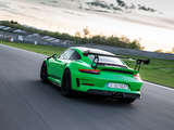Porsche 911 GT3 RS Weissach Package Worldwide (991) 2018 pictures