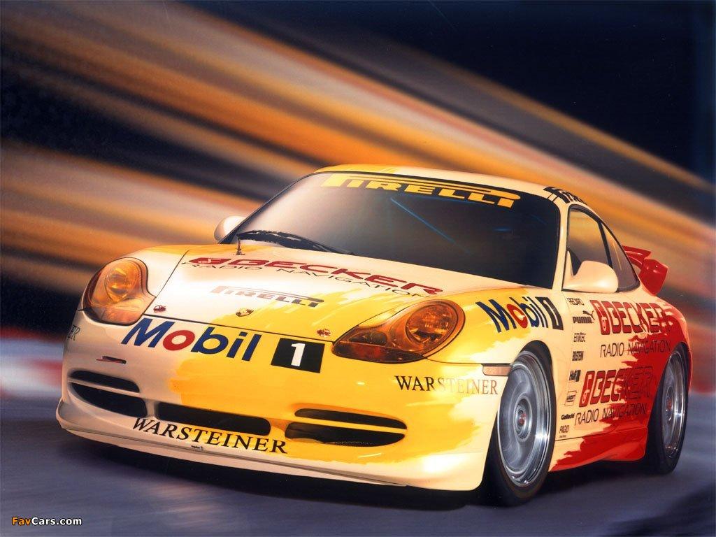 Porsche 911 GT3 Cup (996) photos (1024 x 768)