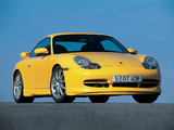 Porsche 911 GT3 (996) 1999–2001 photos