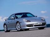 Porsche 911 GT3 (996) 1999–2001 pictures