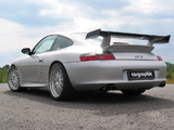 Cargraphic Porsche 911 GT3 (996) wallpapers