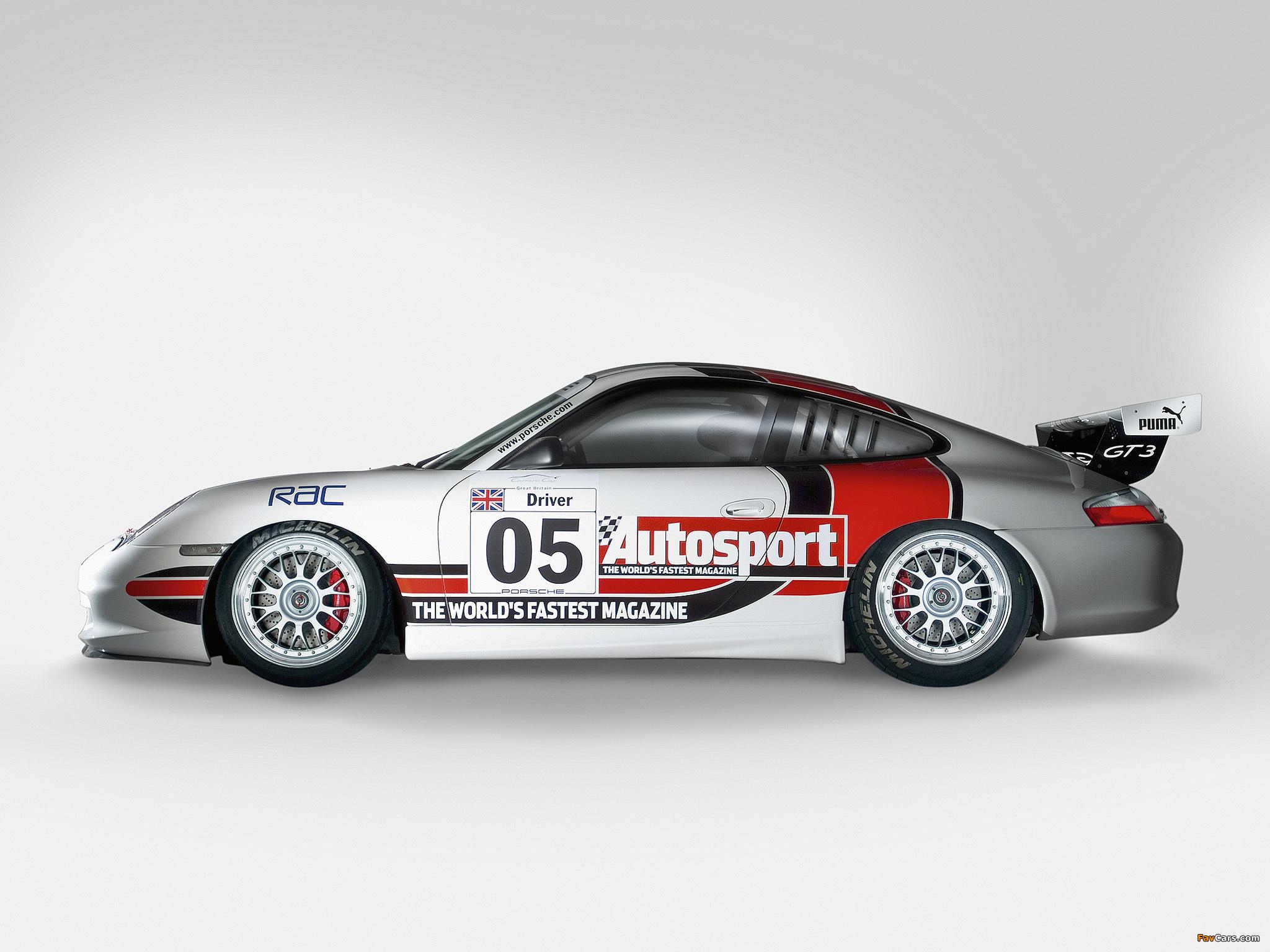 Porsche 911 GT3 Cup (996) wallpapers (2048 x 1536)