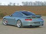 Hamann San Diego Express (996) 2003 wallpapers