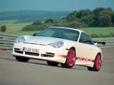 Porsche 911 GT3 RS (996) 2003–05 wallpapers