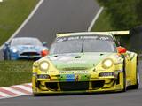 Porsche 911 GT3 RSR (997) 2009–10 wallpapers