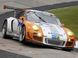 Porsche 911 GT3 R Hybrid (997) 2010 wallpapers