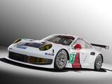 Porsche 911 RSR (991) 2013 wallpapers