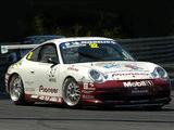 Porsche 911 GT3 Cup (996) wallpapers