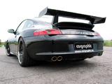 Cargraphic Porsche 911 GT3 RSC (996) wallpapers