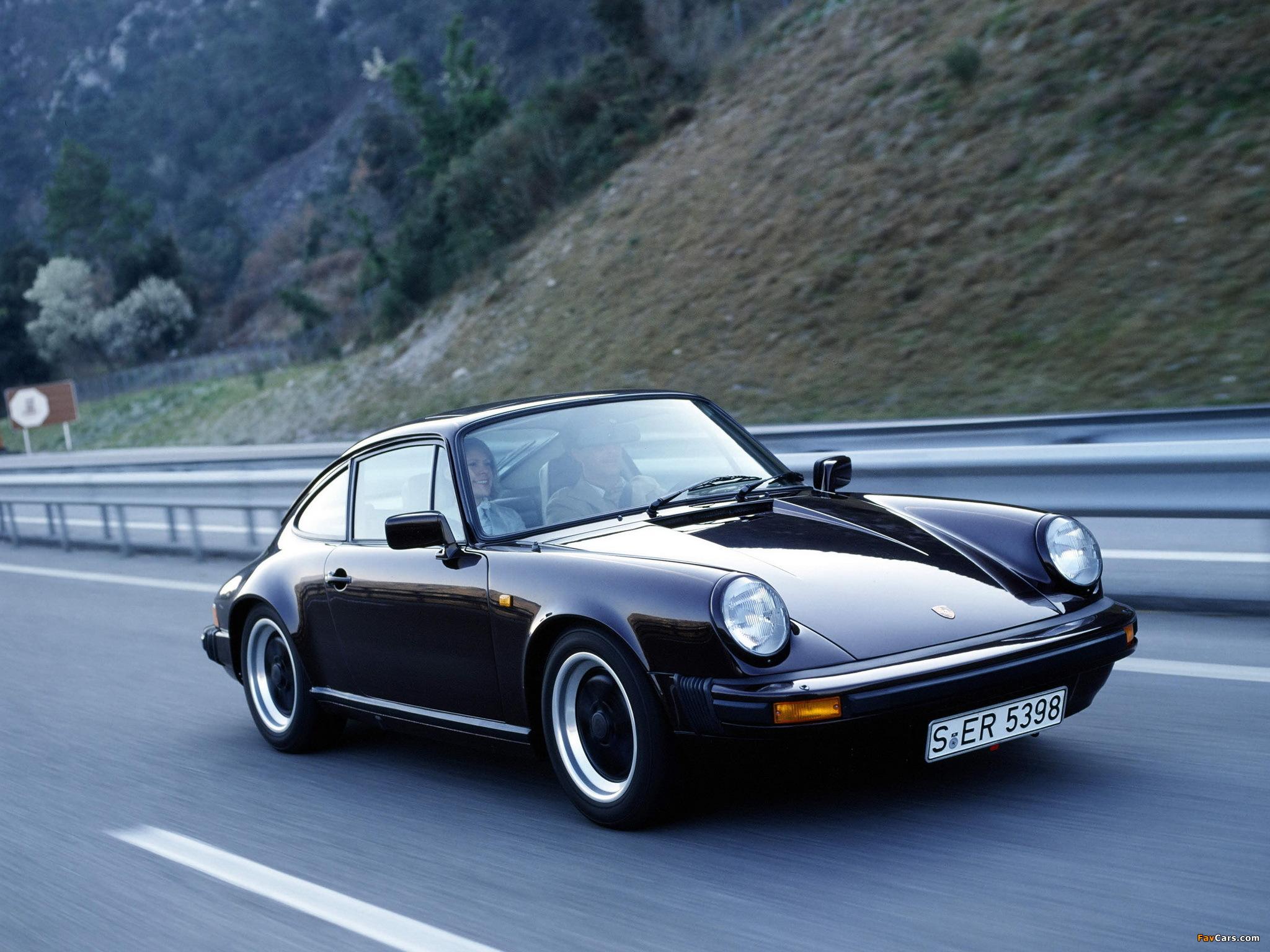 Porsche 911 sc 1977