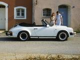 Porsche 911 SC 3.0 Cabriolet (911) 1982–83 images