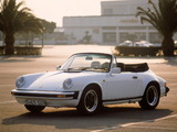 Porsche 911 SC 3.0 Cabriolet (911) 1982–83 photos
