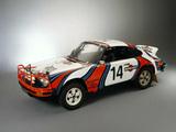 Porsche 911 SC Safari Rally (954) 1978 pictures