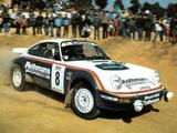 Porsche 911 SC RS Acropolis Rally (954) 1985 photos
