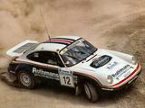 Porsche 911 SC RS Acropolis Rally (954) 1985 wallpapers