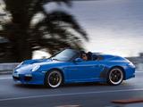 Images of Porsche 911 Speedster (997) 2010