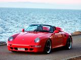Photos of Porsche 911 Carrera Speedster (993) 1995–98