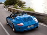 Photos of Porsche 911 Speedster (997) 2010