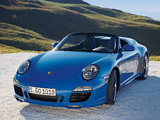 Pictures of Porsche 911 Speedster (997) 2010