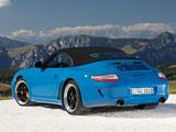 Porsche 911 Speedster (997) 2010 images