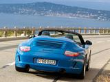 Porsche 911 Speedster (997) 2010 pictures