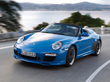 Porsche 911 Speedster (997) 2010 wallpapers