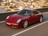 Images of Porsche 911 Targa 4S (997) 2008