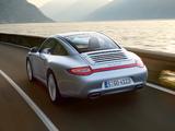 Images of Porsche 911 Targa 4 (997) 2008