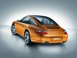 Photos of Porsche 911 Targa 4 (997) 2005–08