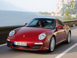 Photos of Porsche 911 Targa 4S (997) 2008