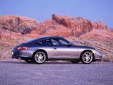 Photos of Porsche 911 Targa US-spec (996) 2002–05
